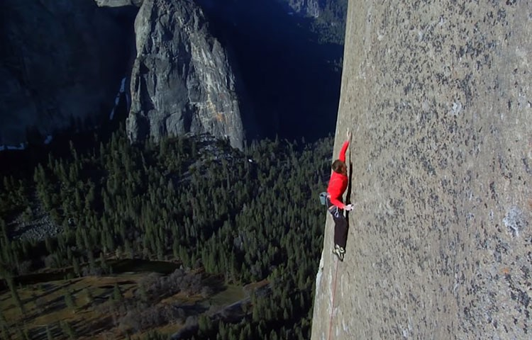 Video: Dawn Wall, el trailer. La escalada de pared más difícil del planeta