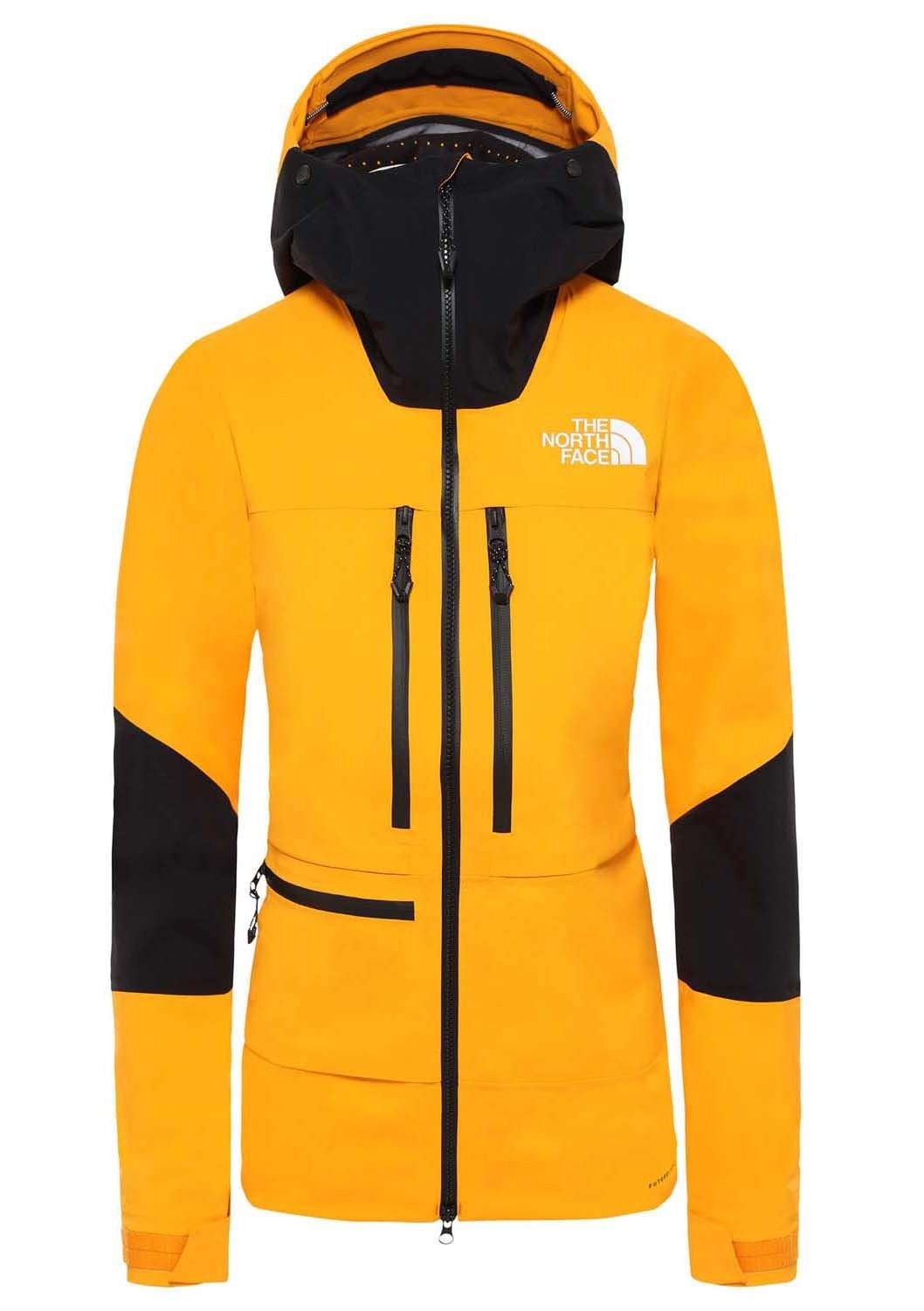 The North Face Summit L5 Jacket W, hardshell para mujer con la nueva membrana Futurelight