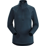 <strong>Arc'teryx</strong> Rho AR Zip Neck W