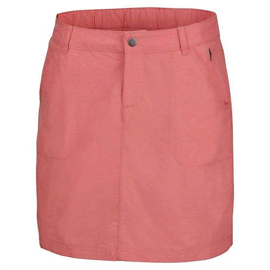 Columbia Arch Cape III Skort - Coral Bloom