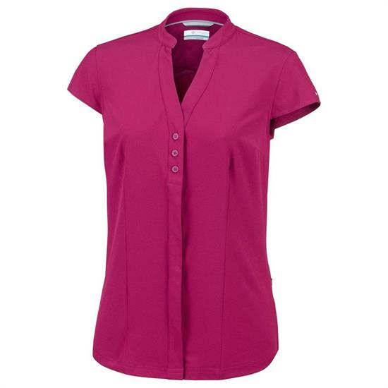 Columbia Saturday Trail Stretch Shirt W - Wine Berry