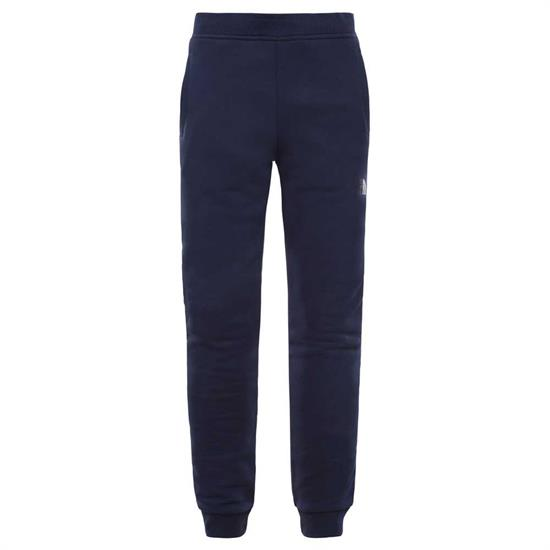 The North Face Slim Fit Fleece Pant Girl - Montague Blue