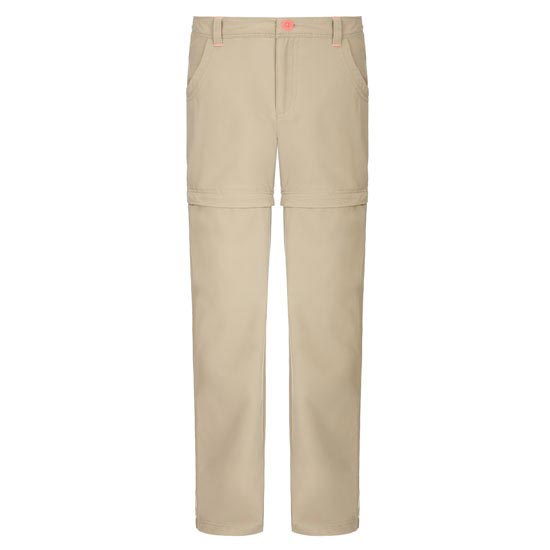 The North Face Argali Convertible Hike Pant Girl - Dune Beige