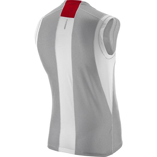 Salomon Trail Runner Sleeveless Tee - Foto de detalle
