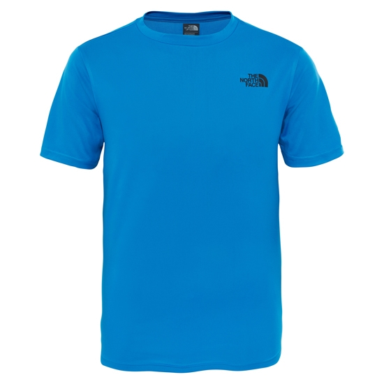 The North Face Reaxion Tee Jr - Clear Lake Blue