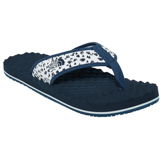 The North Face Basecamp Flipflop - Vintage White/Urban Navy
