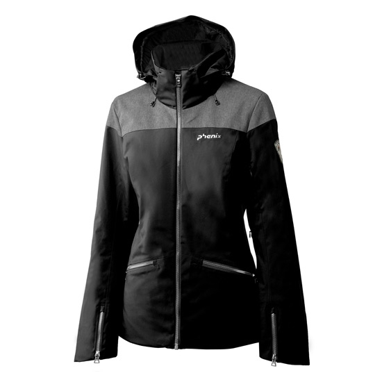 Phenix Virgin Snowjacket W - Black