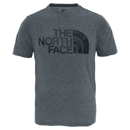 The North Face Reaxion Tee Jr - Medium Grey Heather