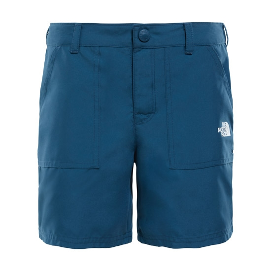 The North Face Amphibious Short Girl - Blue Wing Teal