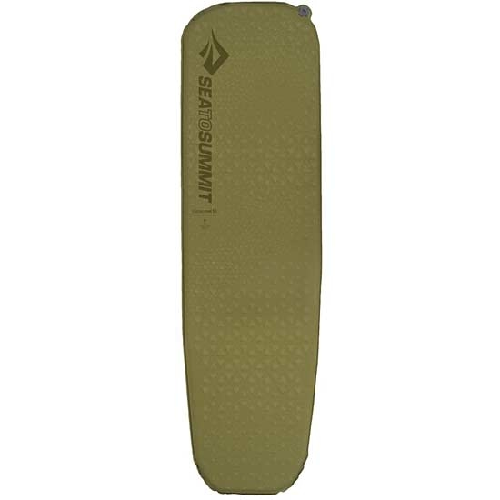 Sea To Summit Camp Mat Self Inflating - Verde