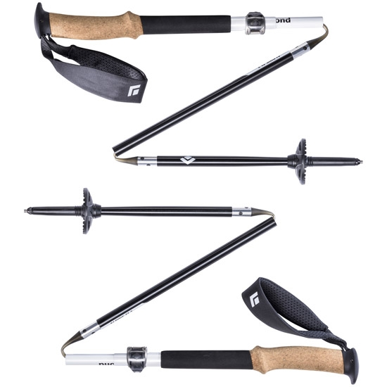 Black Diamond Alpine FLZ Z-Poles -