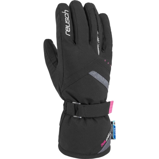Reusch Hannah R-TEX® XT W - Black/Grey
