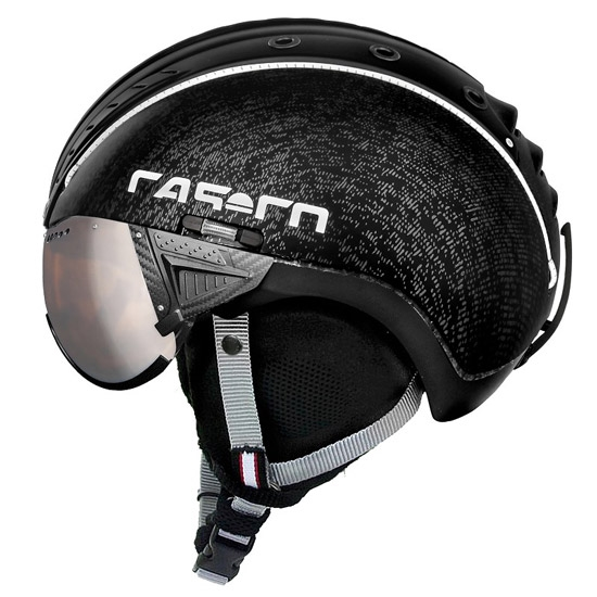 Casco SP-2 Snow Visor - Black