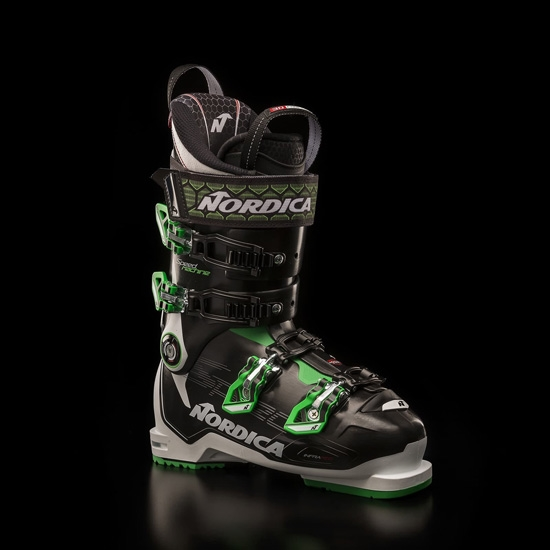 Nordica Speedmachine 120 Thermoformable - Foto de detalle