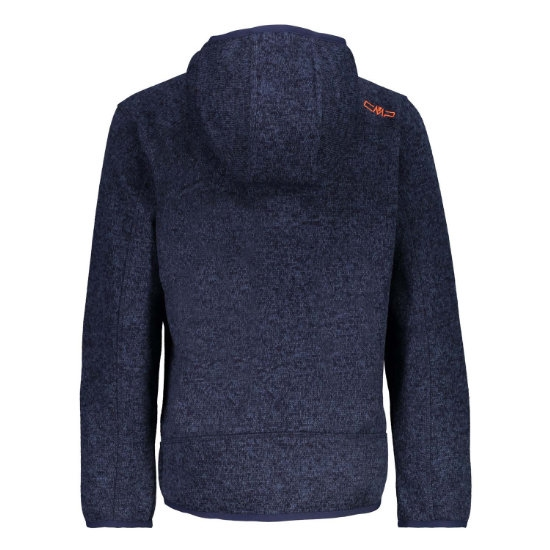 Campagnolo Knitted Fix Hooded Jr - Foto de detalle