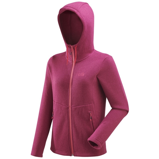 Millet Hickory Hoodie W - Beaujolais