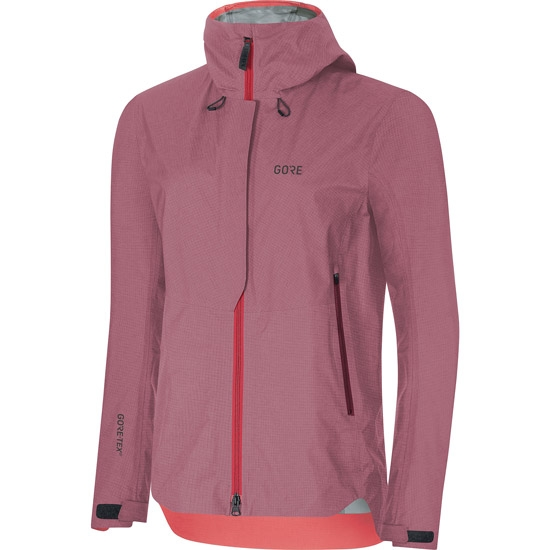 Gore Gore H5 GTX Active Hooded W - Chestnut Nut/Hibiscus Pink