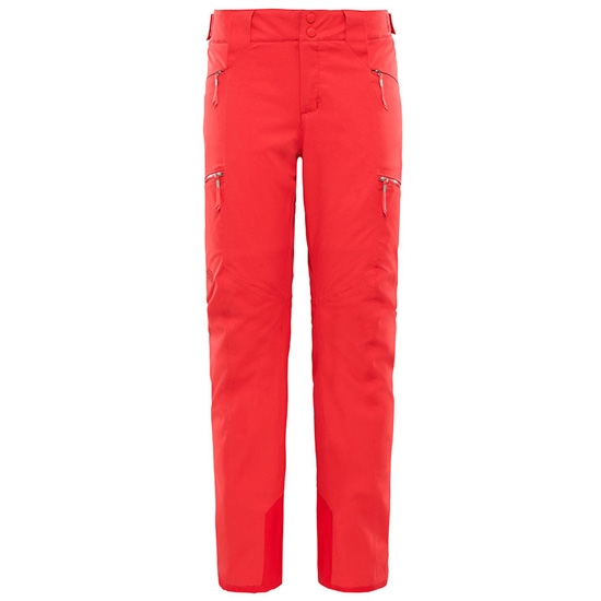 The North Face Lenado Pant W - Fiery Red