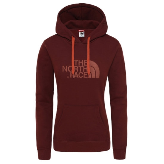 The North Face Drew Peak Pullover Hoodie W - Sequoia Red