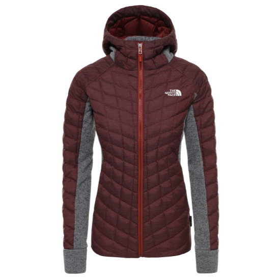 The North Face Thermoball Gordon Lyons Hoodie W - Sequoia