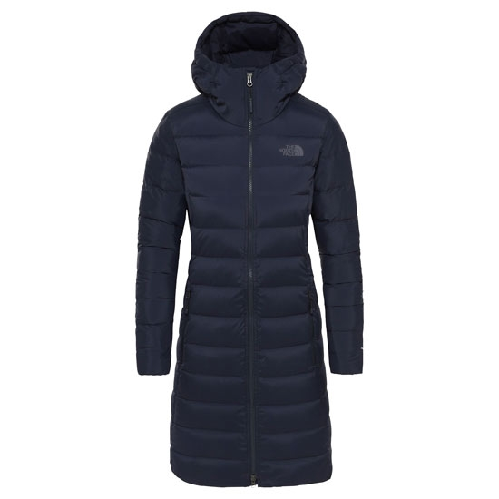 The North Face Stretch Down Parka W - Urban Navy