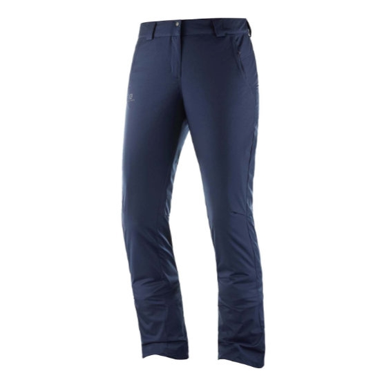Salomon Stormseason Pant W - Night Sky
