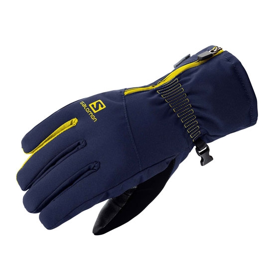 Salomon Propeller Dry Glove W - Night Sky/Golden