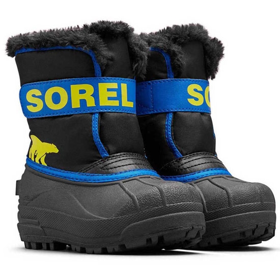 Sorel Snow Commander Childrens - Foto de detalle