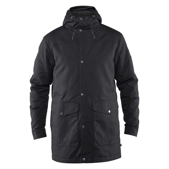 Fjällräven Greenland Winter Parka - Black