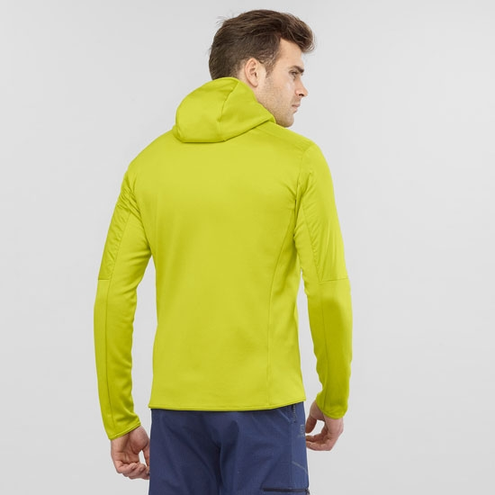 Salomon Outline Warm Jacket - Foto de detalle