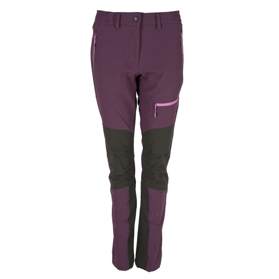 Ternua Westhill Pant W - Blackberry Wine