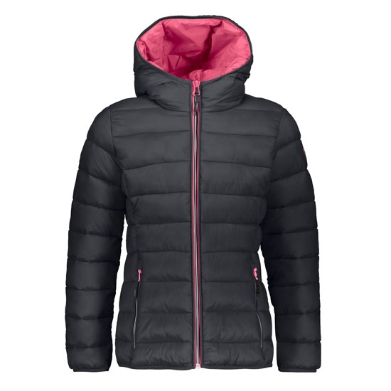 Campagnolo Fix Hood Jacket Girl - Antracite