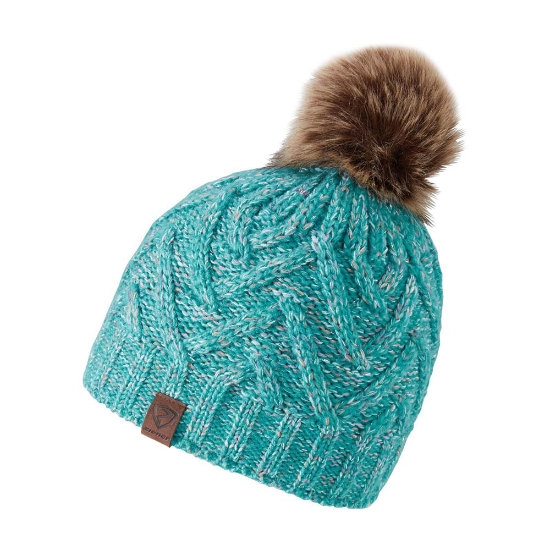 Ziener Iba Hat - Mermaid Green