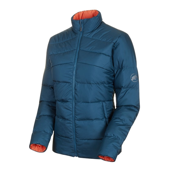 Mammut Whitehorn In Jacket W - Wing Teal-Pepp