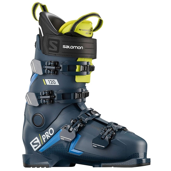 Salomon S/Pro 120 - Petrol Blue/Race Blue/Acid Green