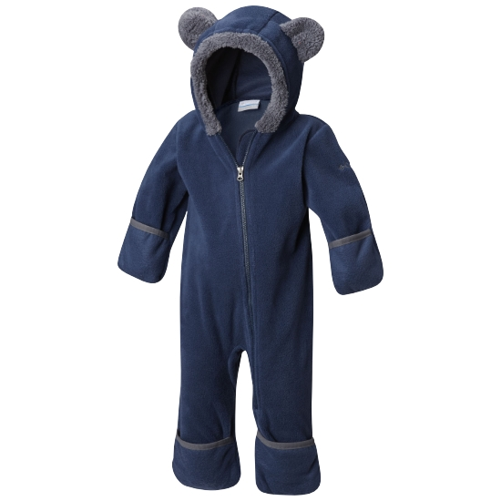 Columbia Tiny Bear Bunting Baby -  Collegiate Navy