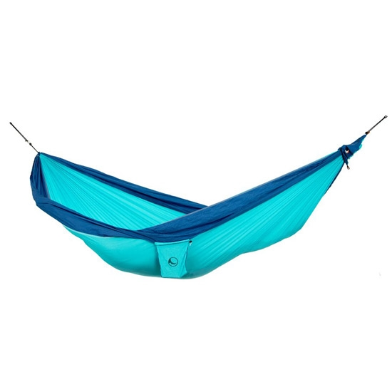 Ticket To The Moon Original Moonhammock+Bag - Turquoise/Royal Blue