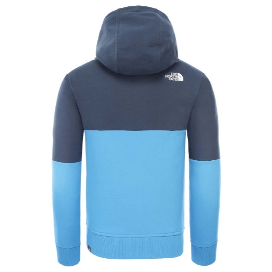 The North Face Yafita ¼ Zip Youth - Foto de detalle