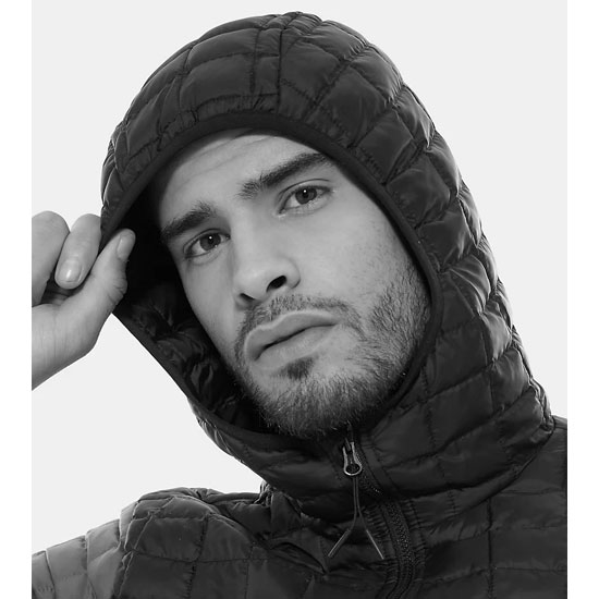 The North Face ThermoBall Eco Light Hoodie - Foto de detalle