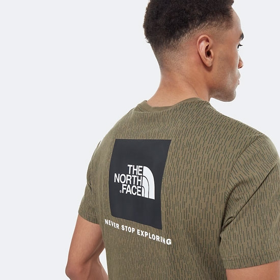 The North Face Redbox Tee - Foto de detalle