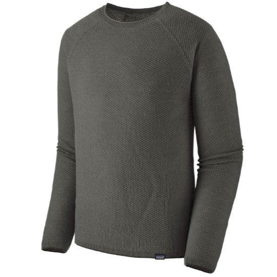 Patagonia Capilene® Air Crew - Forge Grey/Feather Grey X-Dye