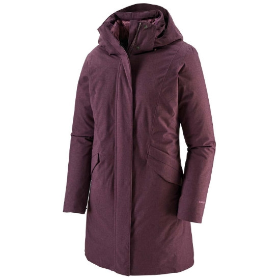 Patagonia Vosque 3-in-1 Parka W - Light Balsamic