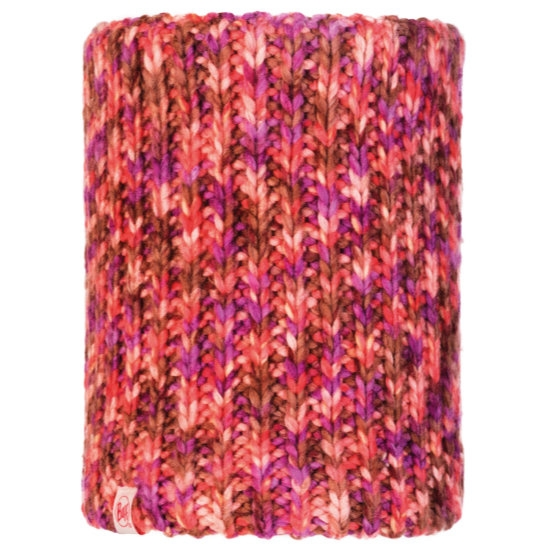 Buff Lera Knitted Neckwarmer Jr - Camelia Pink