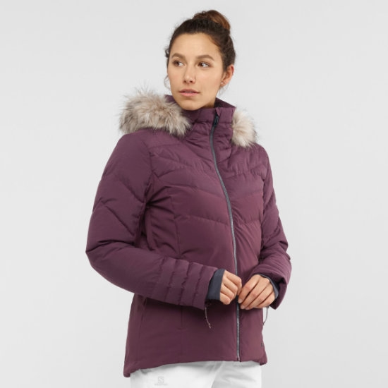 Salomon Warm Ambition Jacket W - Foto de detalle