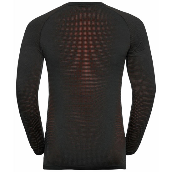 Odlo Performance Warm Eco Long Sleeve Baselayer Top - Foto de detalle