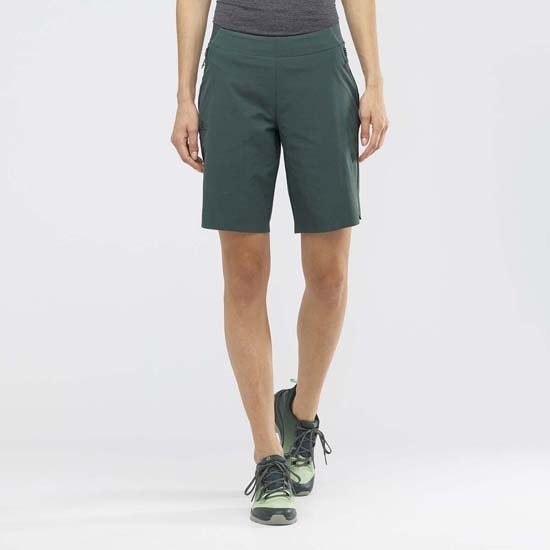 Salomon Wayfarer Pull On Short W - Foto de detalle