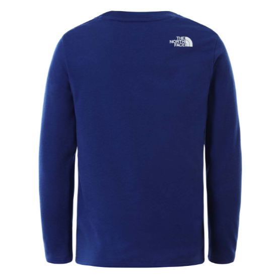 The North Face On Mountain LS Tee Boy - Foto de detalle