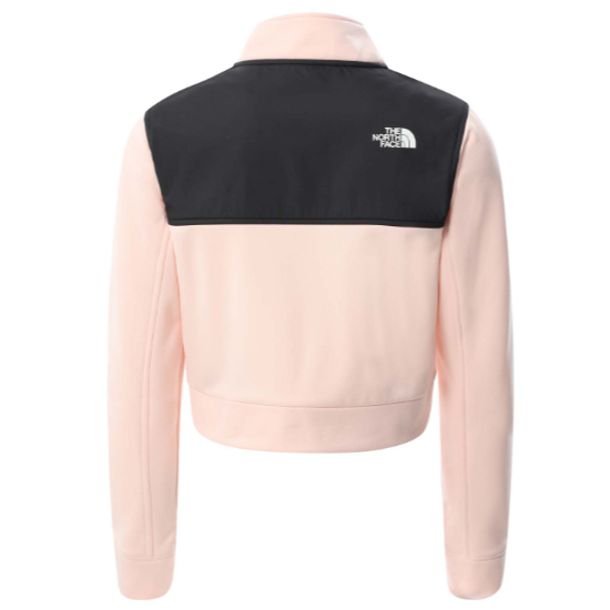 The North Face Surgent Cropped Fleece Girl - Foto de detalle