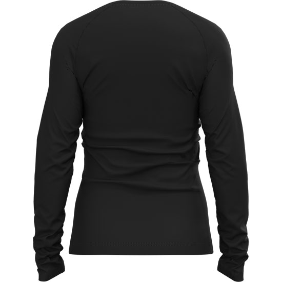 Odlo Active F-Dry Light Eco Bl Top Crew Neck L/S W - Foto de detalle