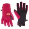 The North Face Apex + Etip Glove W - Dramatic Plum/Impact Orange